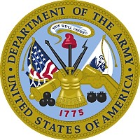 United States Army Cast Bronze Seal