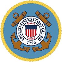 United States Coast Guard Cast Bronze Seal