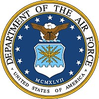 United States Air Force Cast Bronze Seal