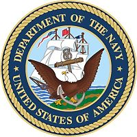 United States Navy Cast Bronze Seal