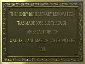24 inch x 18 inch Cast Bronze, Bas Relief Laurel Border, Front Mount